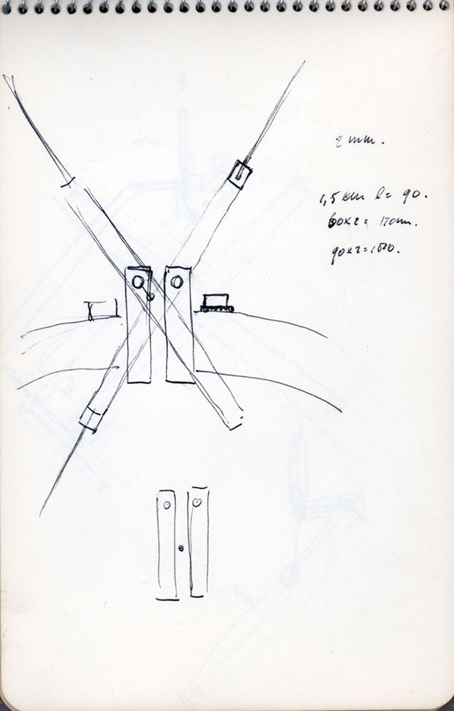 gerrit-van-bakel-Schets-Ring-Kruismachine-s1980041