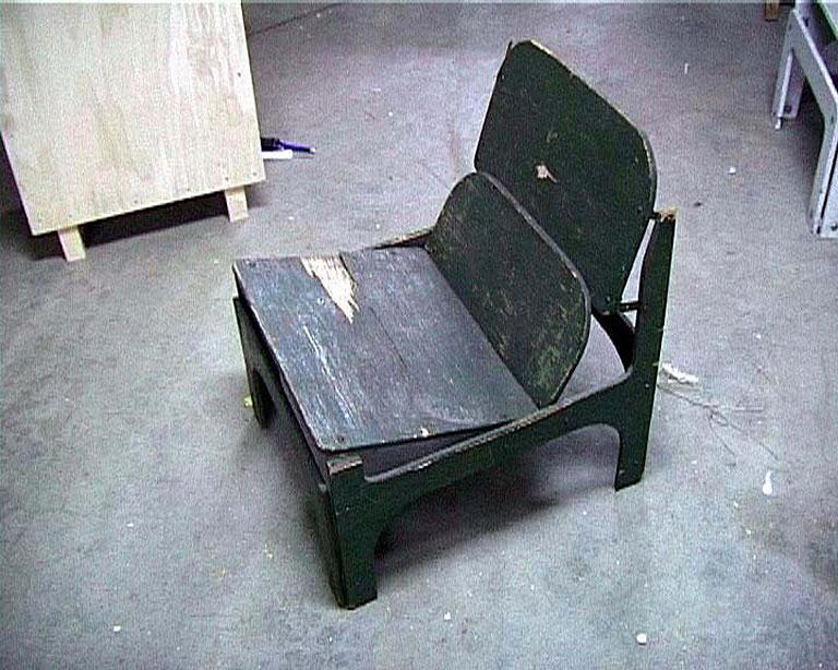 gerrit van bakel zitstoel M02