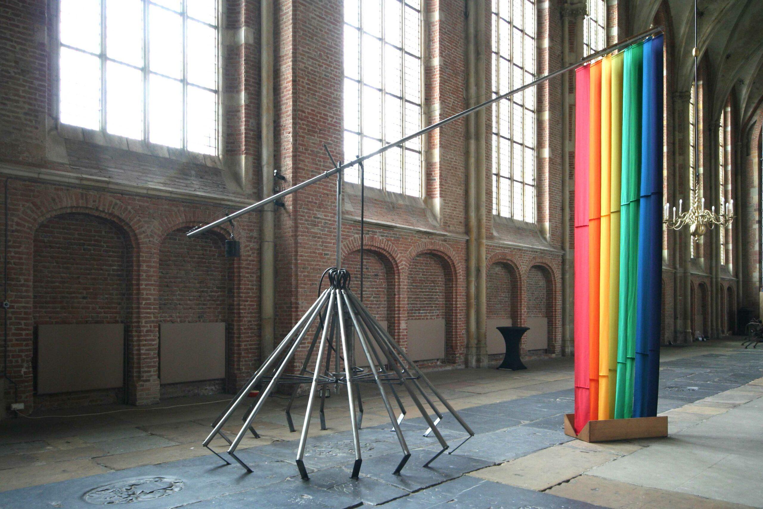 Regenboogmachine-Deventer