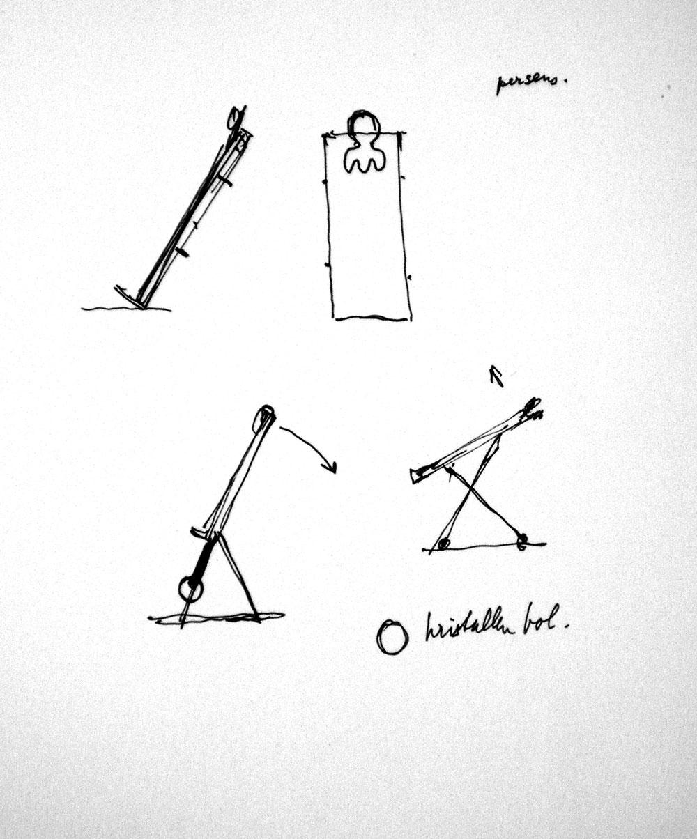 Gerrit-van-Bakel-Perseidenkijker-schets