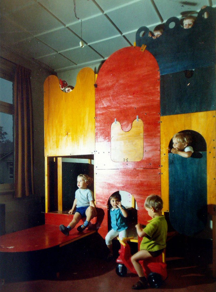 gerrit-van-bakel-speelhuis-geldrop 1973